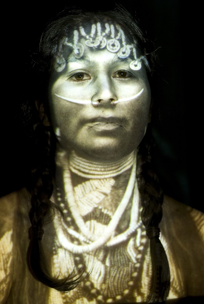 Meryl-McMaster.-Canadian-b.-1988.-Ancestral-9-from-the-series-Ancestral-2008.-Chromogenic-print-on-paper-15.-101.6-x-76.2-cm.-Collection-of-the-Winnipeg-Art-Gallery.