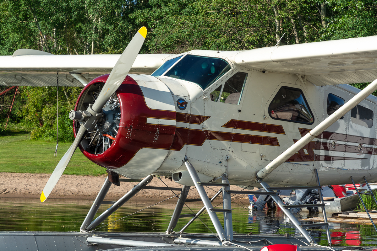 Ron's Float Plane. Foto: Flora Jädicke