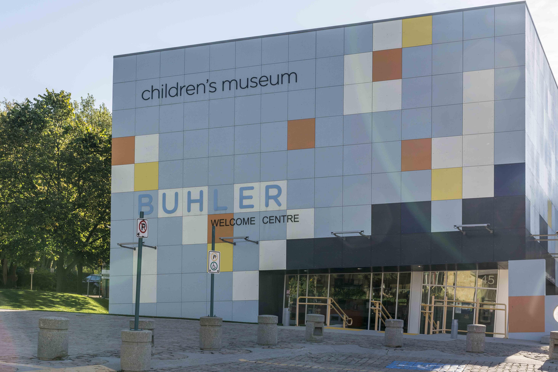 Buhler Childrens Museum am Historic Side of the Forks Park.Foto: Flora Jädicke