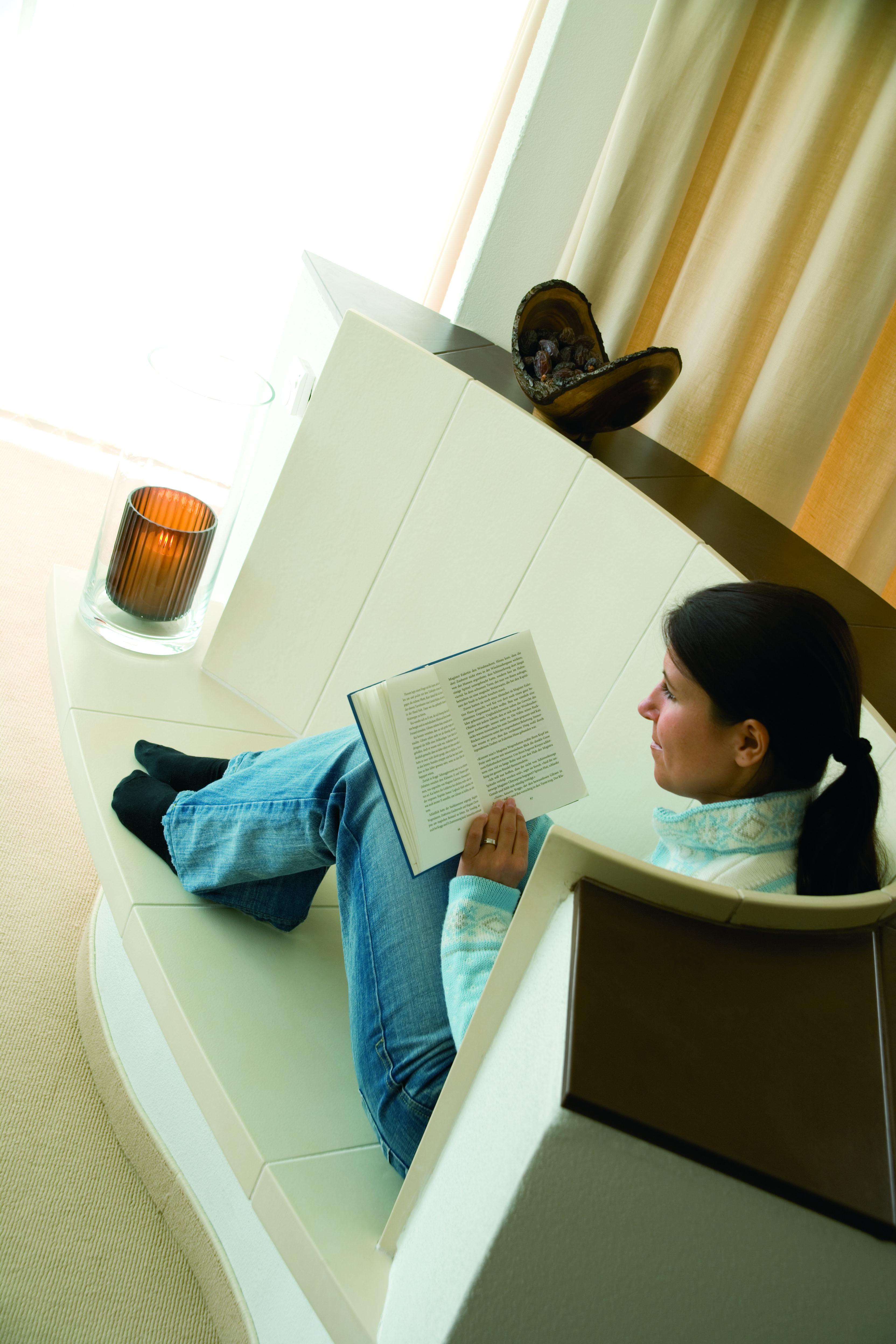Leseecke in der Victoria Suite. Foto: Juffing