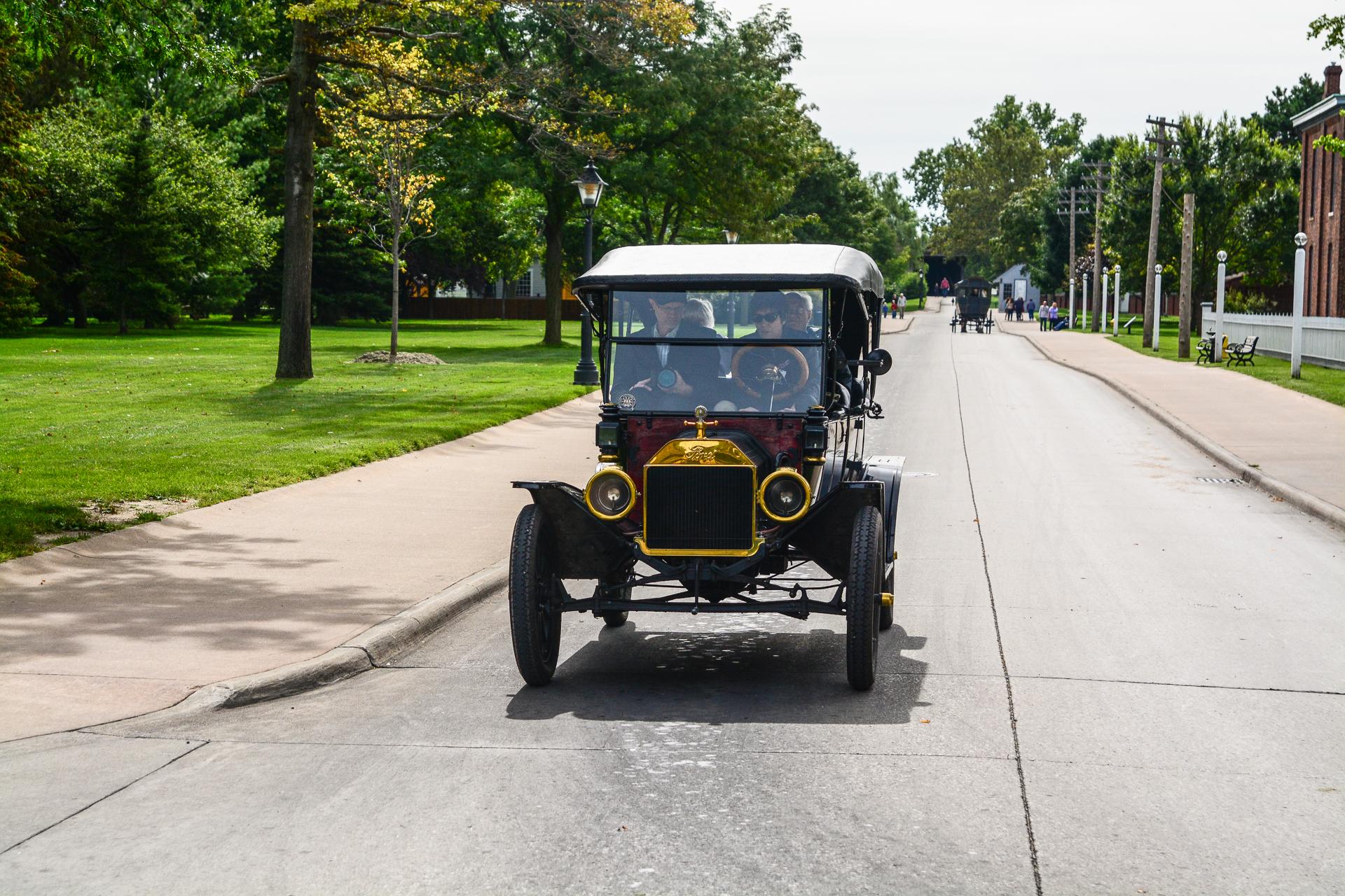 Ford Model T. Foto: Flora Jädicke