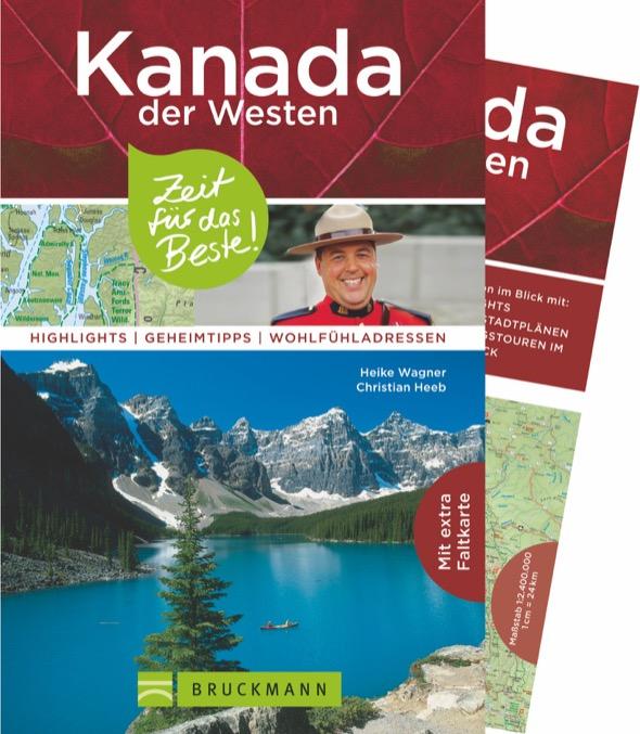 Reiseführer Kanada der Westen - Zeit für das Beste!