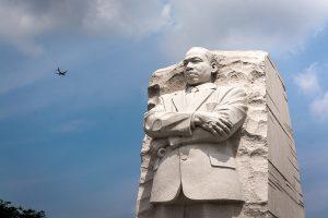 Dr. Martin Luther King Jr. Memorial am Tidal Bassin. Foto: Flora Jädicke